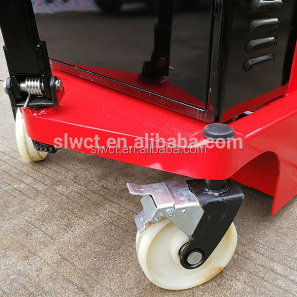 Selling 2 ton semi electric pallet stacker semi electric battery operated lifter