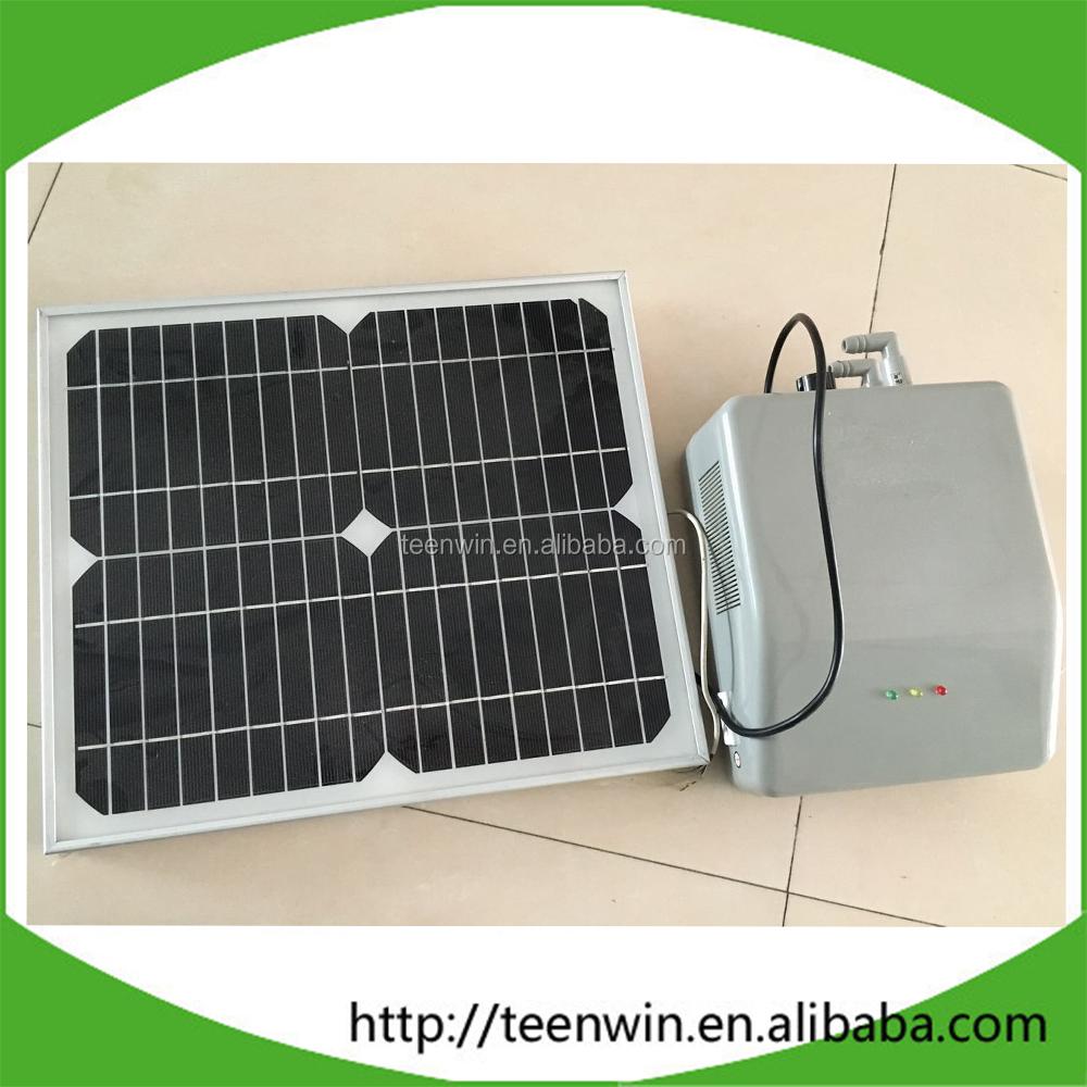 Малогабаритный Солнечный биогазовый насос Teenwin