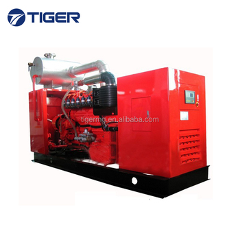 CE ISO approved 200kw 250kw container type whole house generator natural gas