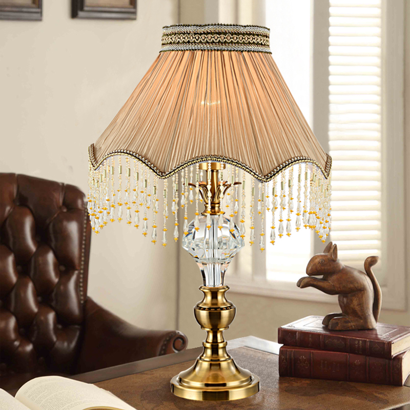 Aliexpress.com : Buy Modern Table Lamp Living Room Fabric
