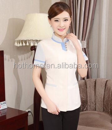 Профессиональная модная банковская униформа для дам на заказ