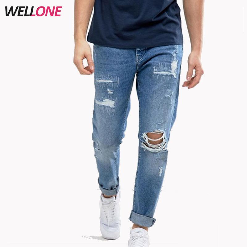 Oem Pantalones Vaqueros Ajustados Para Hombre 95 Algodon 5 Licra Desgastados Con Bolsillo Para La Rodilla Color Azul Claro Buy Jeans Para Hombre Vaqueros Azules Claros Con Bolsillo En La Rodilla Para Hombre Vaqueros Azules Con Bolsillo En La