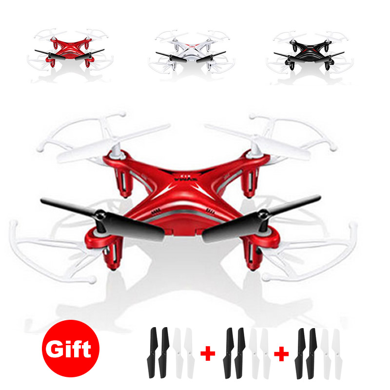 Syma X13 Storm 2.4G 4CH 6-Axis RC Quadcopter(Red)