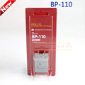 NEW 1000mAh BP 110 BP110 rechargeable battery for Canon HF R20 R21 R26 R28 R200 R206