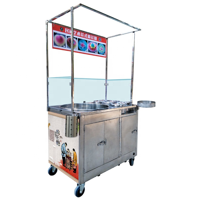 commercial cotton candy floss machine
