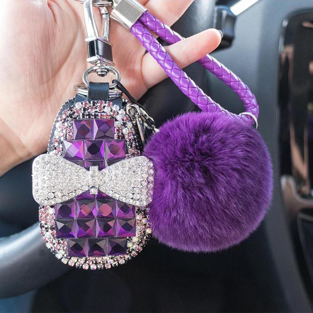 gourd shape car key leather case car key case buckle supplies wholesale