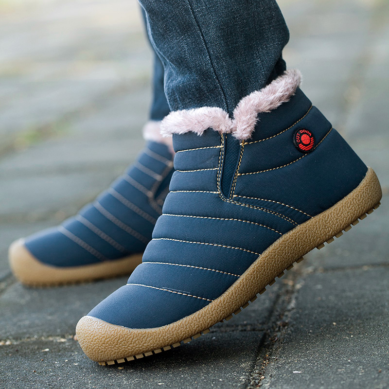 Mens Over Shoes Boots Rain Snow