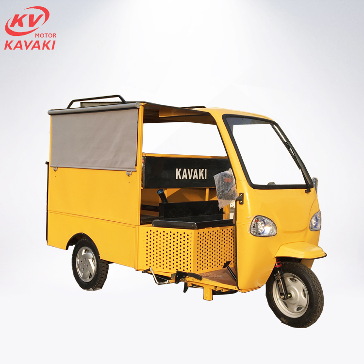 China cheap three wheel 200CC motor tricycle 7 seater adult gasoline passenger tricycle with roof