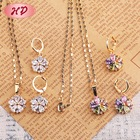 Jewelry Girls New Wholesale Price Latest 18 K Gold Plated Jewelry For Girls