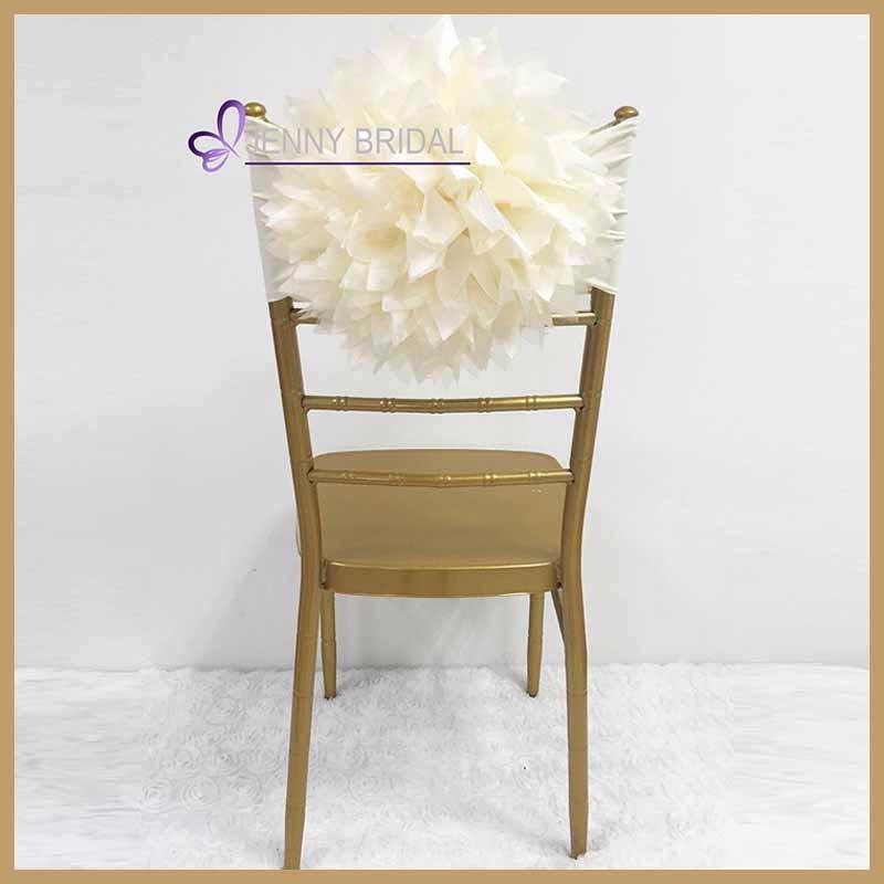 C317a Newest Spandex Fabric Wholesale Cheap Flower Wedding