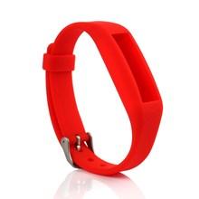 Bemorcabo роскошный силиконовый ремешок для часов высокого качества сменный ремешок на запястье ремешок Застежка Для Fitbit Alta HR Смарт часы брасле...(Китай)