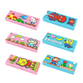 6 Styles LOZ Diamond Building Blocks Pencil Case Children Educational Toy Good Present for Children Girls