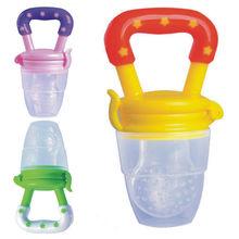 Nipple Fresh Food Milk Nibbler Bottle Feeding Tool Bell Safe Baby Bottle 1 Pcs