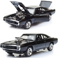 1 32 The Fast And The Furious Free Shipping Dodge Charger Alloy Car Models Kids Toys