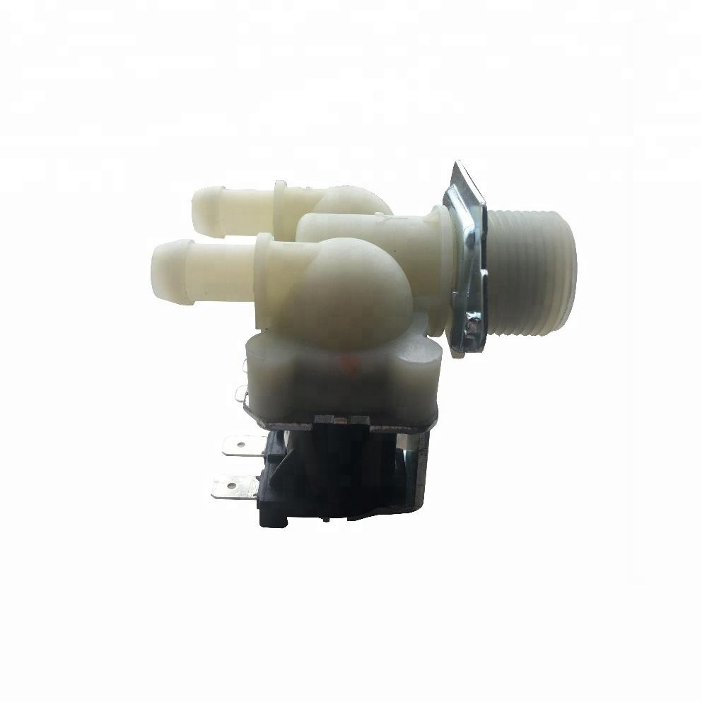 Конкурентоспособные детали для стиральных машин, Электрический двойной соленоидный водяной впускной клапан