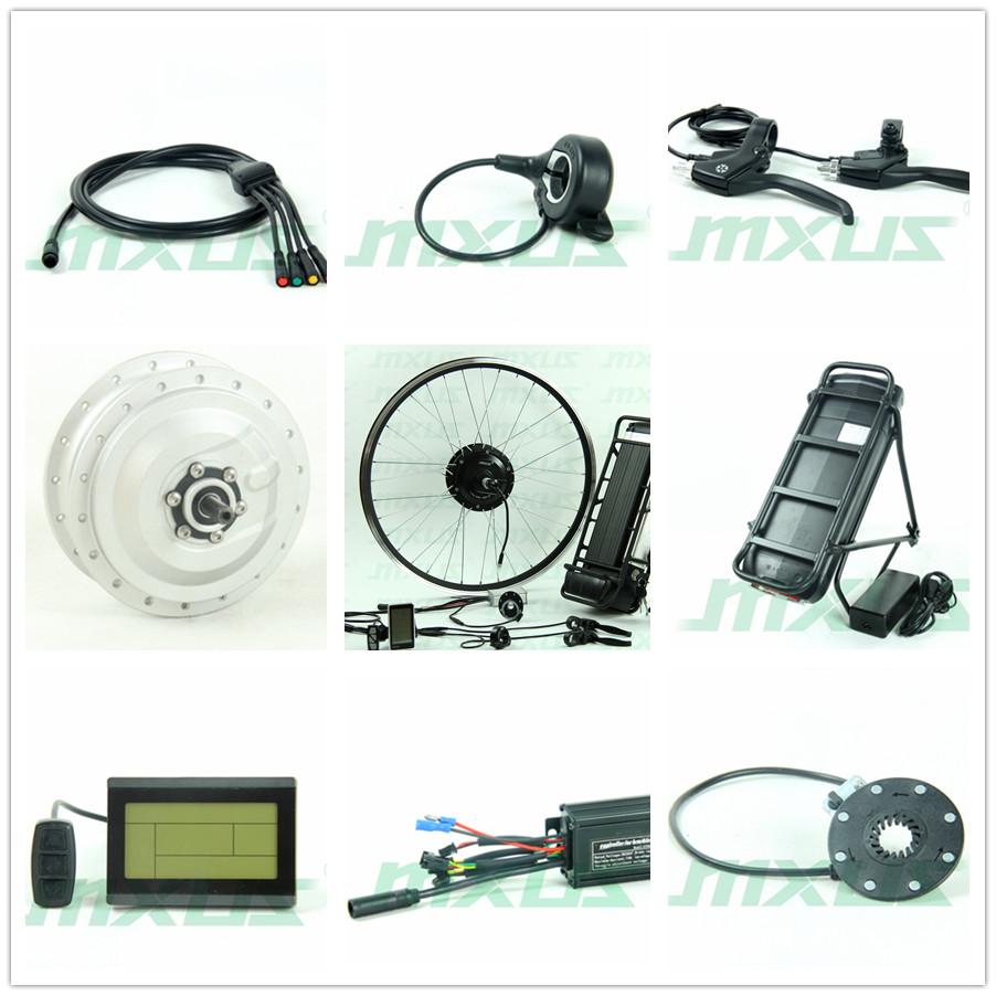Вспомогательная педаль передний-задний привод 250 Вт 350 Вт 500 Вт 750 Вт 1000 Вт комплект для электровелосипеда