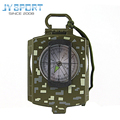 Mini Military Compass Multifunctional Outdoor Survival Tool Hiking Navigation Pocket Compasso Camping Accessories Travel Gear