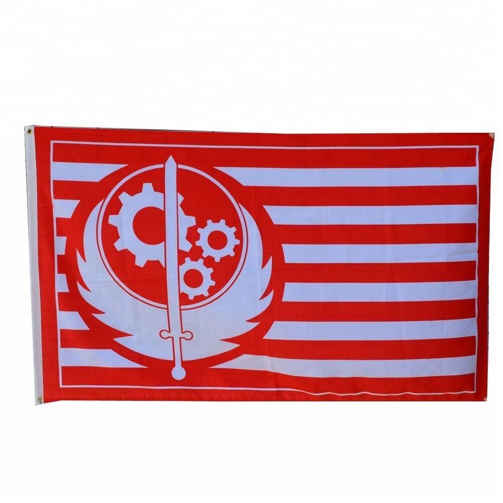 3/' x 5/' NEPAL INTERNATIONAL Polyester Drapeau avec oeillets bannière signe Display