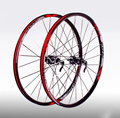 hot sale 2015 latest Alloy mountain bicycle wheels SETS 26 5 Bearing Bike Parts RT RX230