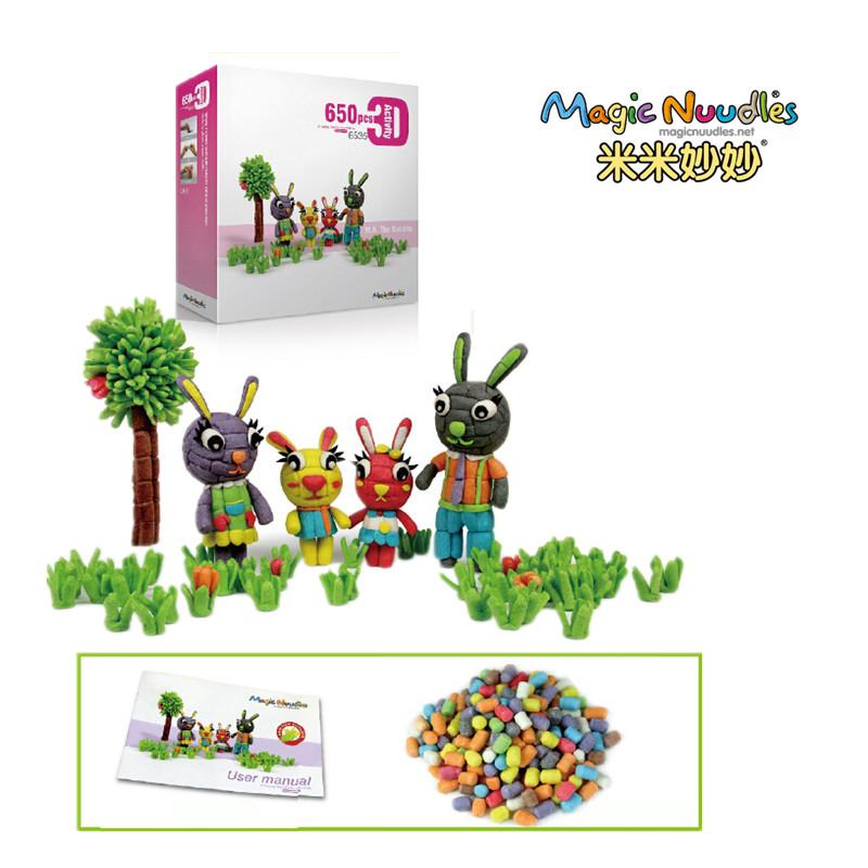 2021 глина ремесла игрушки волшебные Nuudles Дети милые игрушки для творческих счастливых легко