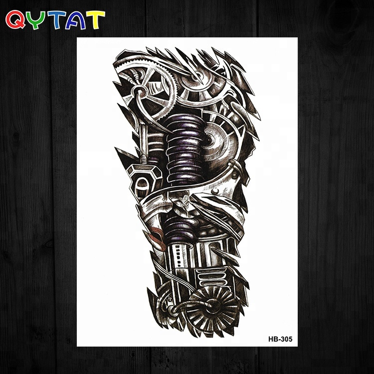 Wholesale High Quality Long lasting Body Tattoo Arm Tattoo Sticker