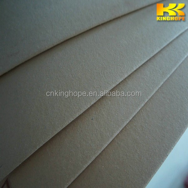 Бумага стелька для обуви (Tablero de plancha de papel para calzado)