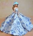 15 styles for choose Festival Gifts For Girls Gift Doll Accessories Suit Wedding Dress Evening Dress