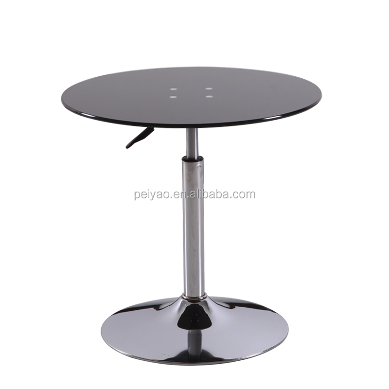 Gas Lift Height Adjustable Coffee Table Bar Tables Buy Bar Dining Table Small Conference Table Coffee Bar Table Product On Alibaba Com