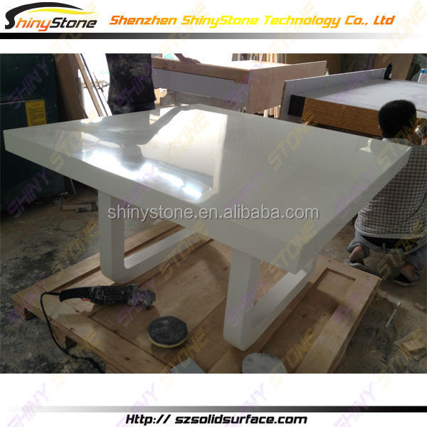 Fashionable Hi Mac Designer White Table Top Artificial Marble Square Dining Table For 8 Buy Square Dining Table For 8 Square Dining Table For 8 Square Dining Table For 8 Product On Alibaba Com