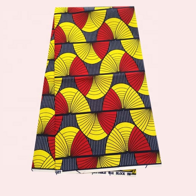 hot sale polyester african traditional fabric