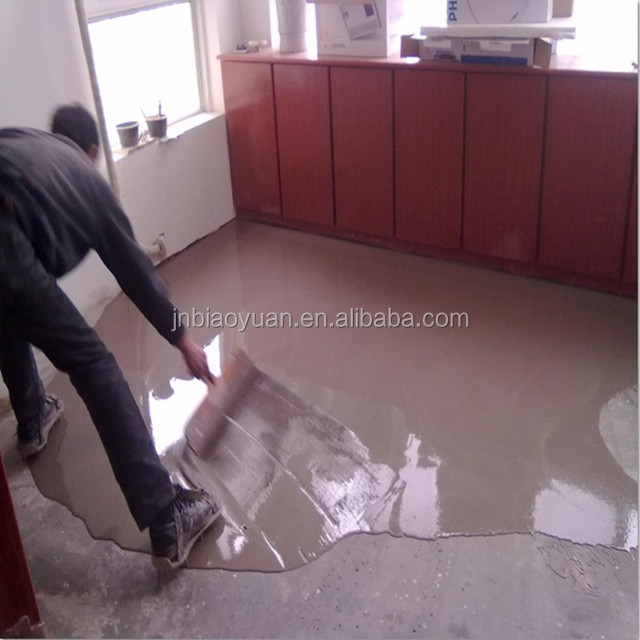 Cemenious Pre Mixed Floor Screed For