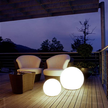 Glowing LED Ball for festival,corporate events and idea for your home