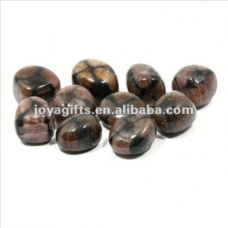 Полированный натуральные драгоценные камни гальки для булыжников для камень коврик ковер