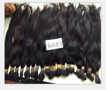 asian hair bulk wholesale human hair braiding bulk raw bulk hair
