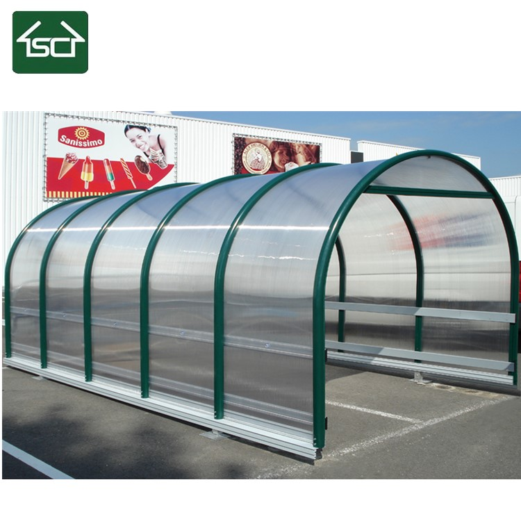 Shopping Trolley Shelter Supplier