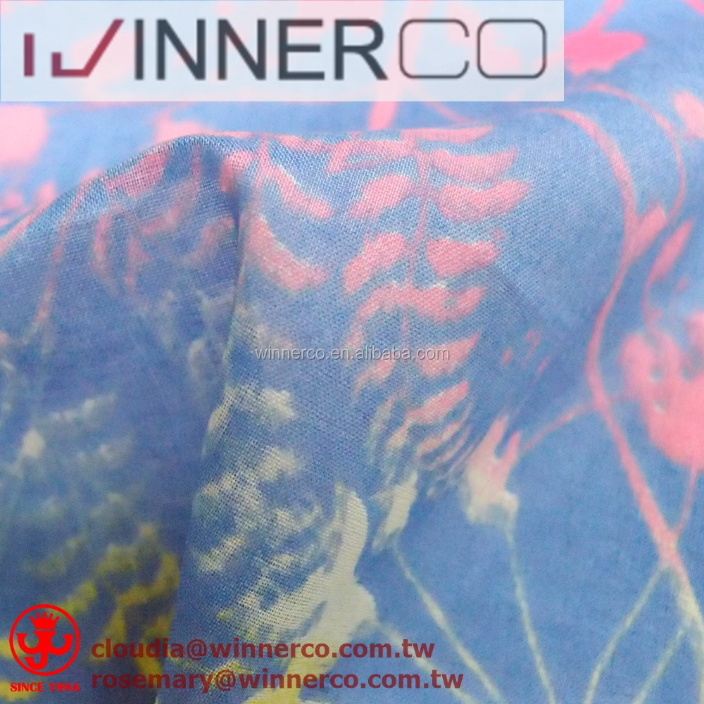 Хлопчатобумажная вуаль ткань