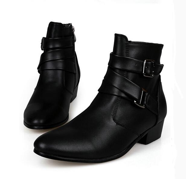 3cdfa6f83e5 zapatillas de vestir botines para hombres