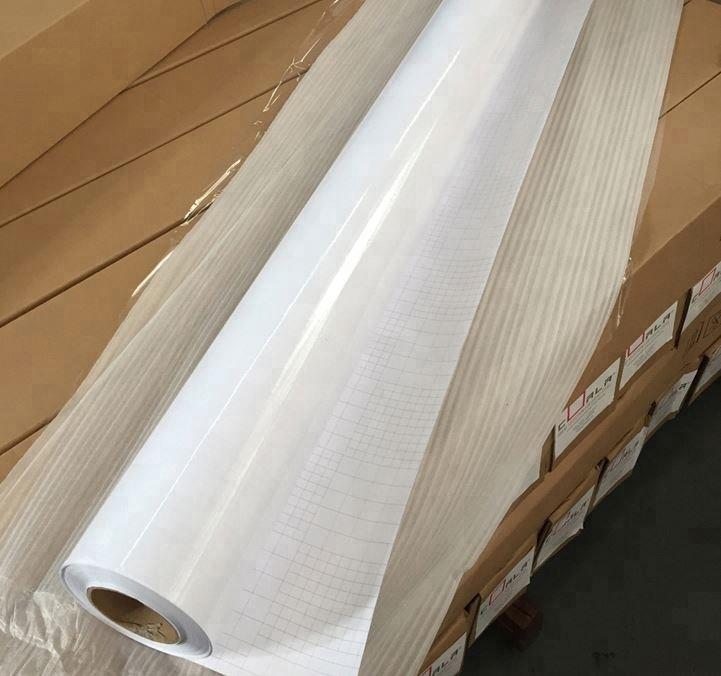 Самоклеящаяся пленка из ПВХ для холодного ламинирования/защитный ламинат
