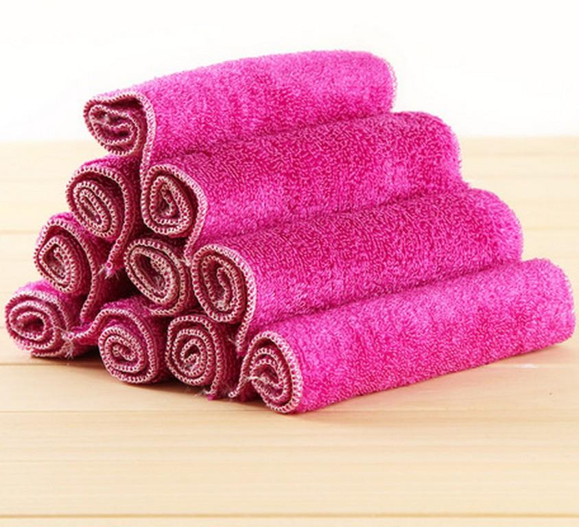 Purple Microfiber Cloth Promotion Shop For Promotional