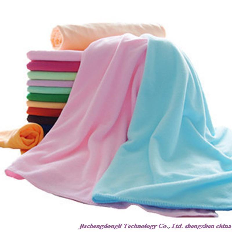 Wholesale Microfiber Bath Towels: Wholesale High Quality Extra Large 70 * 140cm Super