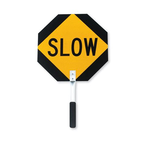 Road Traffic sign Product of stop Sign Paddles