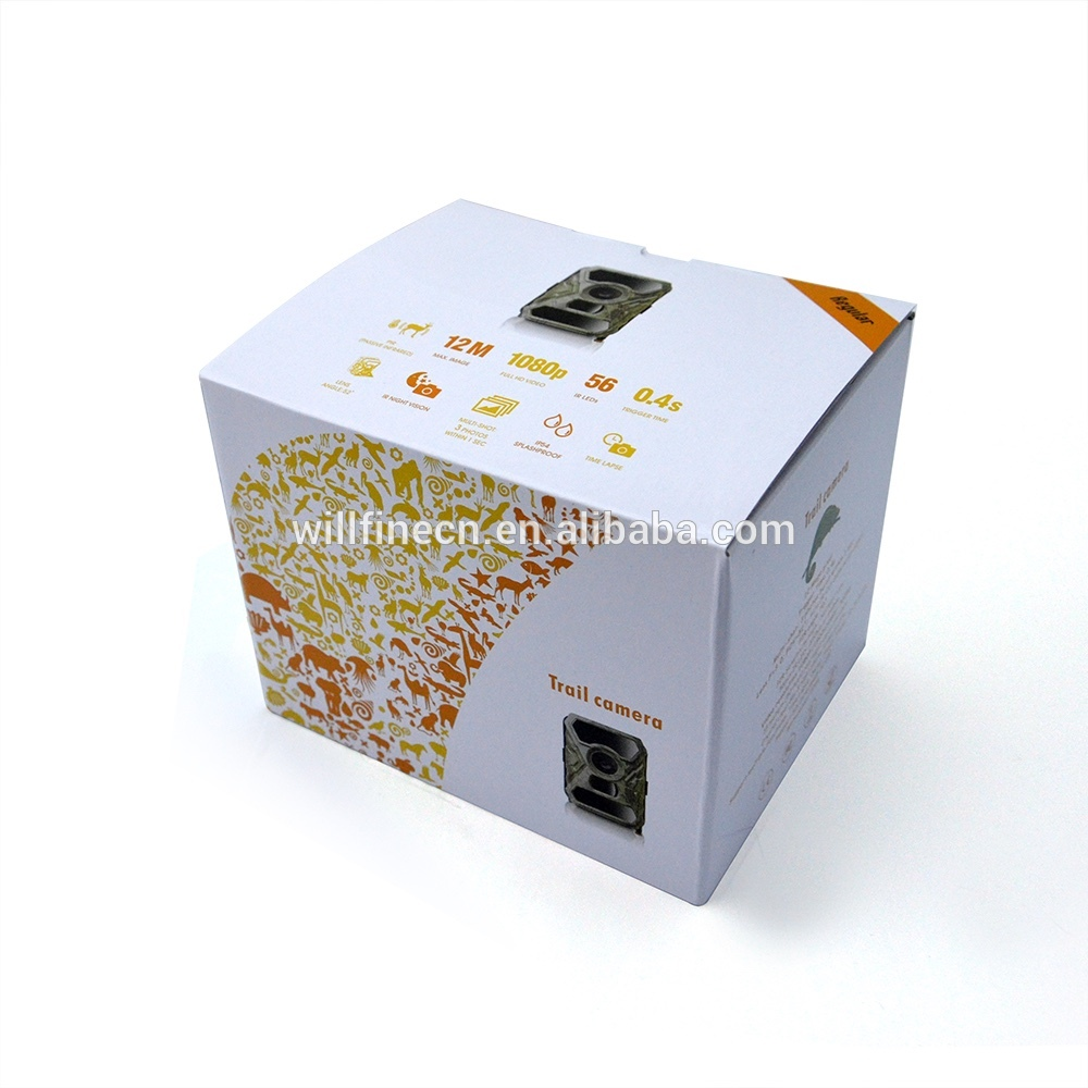 China manufacturing best quality motion sensor 3G GSM remote animal surveillance hunting night vision camera
