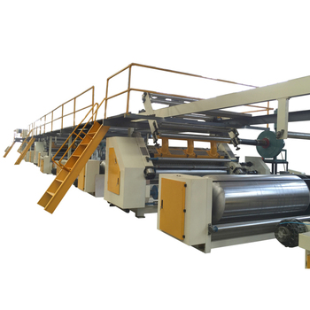 Xinglong brand high speed 3 ply 5 ply Corrugated cardboard production line/corrugator machine