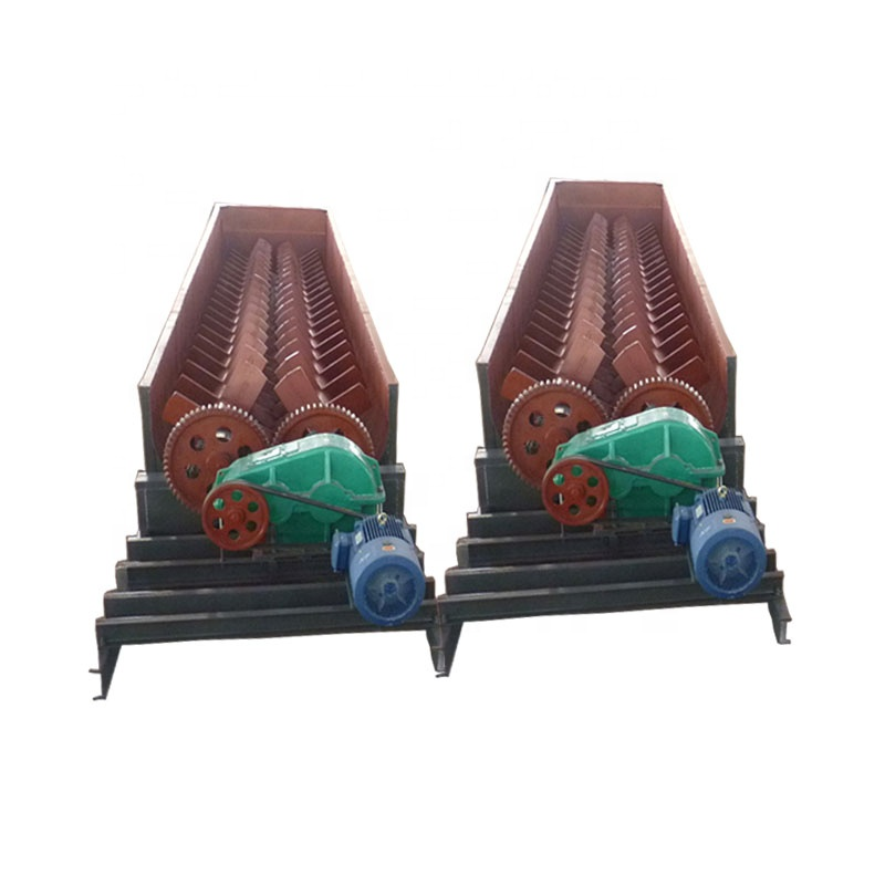 Small Mobile Greystone Log Washer with ISO Certificated