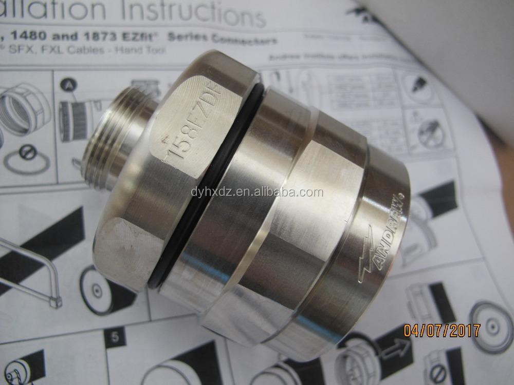 Commscope 158EZDF  Din Female Connector
