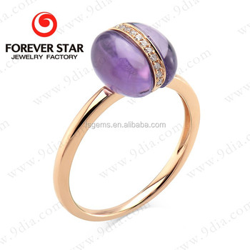 Best Selling 14K Yellow Gold 2 Gram Gold Ring Designs for Girls