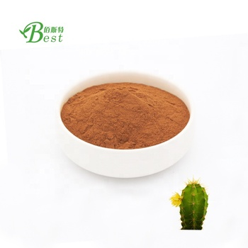 Natural Hoodia Cactus plant /Prickly Pear Fruit Extract Powder 10:1