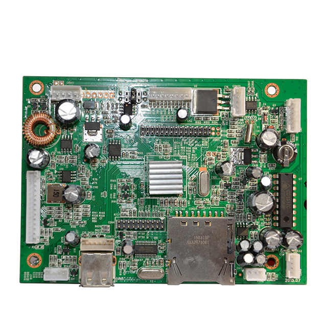 Shenzhen PCBA OEM Manufacturer PCB Reverse Engineering and printed PCB Assembly Turnkey service