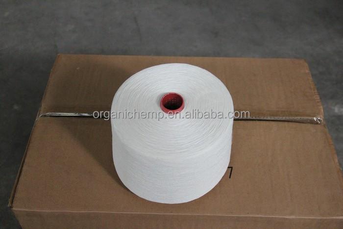 Quality High Tenacity 14NE Pure 100% Organic Linen Yarn Price For Shirt