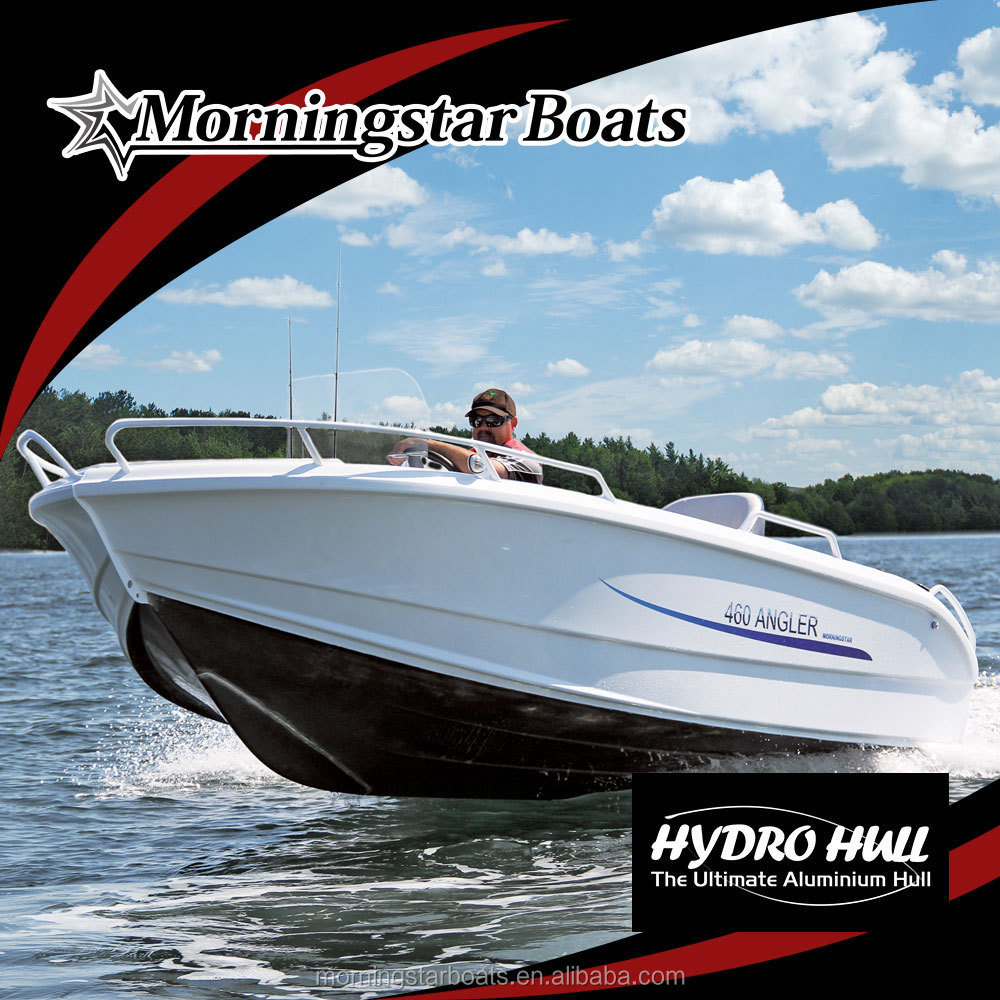 Small Aluminum Luxury Boat Without Outboard Motor - Buy Small